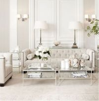 Beige White Silver Livingroom by Eichholtz | Home Decor ...