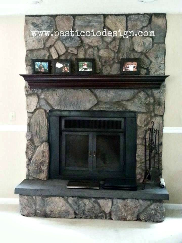1000 images about fireplace on pinterest painted stone