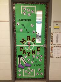 25+ best ideas about Soccer bulletin board on Pinterest ...