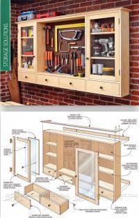 25+ best ideas about Wood Shop Organization on Pinterest ...