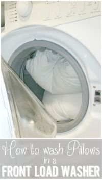 Best 25+ Front load washer ideas on Pinterest