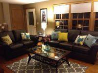Best 25+ Black leather sofas ideas on Pinterest | Black ...