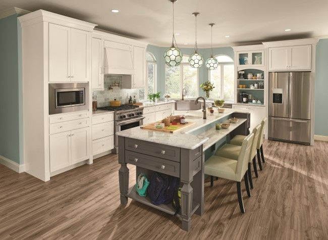 Kraftmaid Kitchen Island With Seating Best 25+ Kraftmaid Kitchen Cabinets Ideas On Pinterest