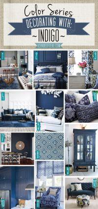25+ best ideas about Indigo bedroom on Pinterest | Blue ...