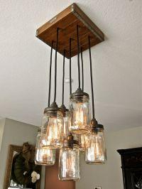 square pendant light fixture | Pendant Light Chandelier w ...