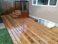 25+ best Ground level deck ideas on Pinterest