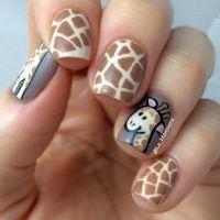 25+ best ideas about Giraffe nails on Pinterest | Disney ...