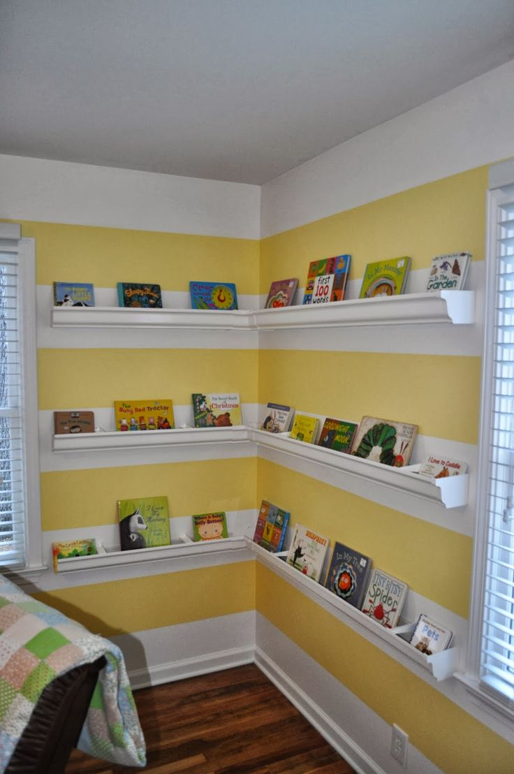 1000+ ideas about Kid Bookshelves on Pinterest