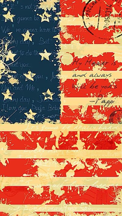 USA Flag - #wordings iPhone wallpaper @mobile9 | iPhone 7 & iPhone 7 Plus Wallpapers, Cases ...