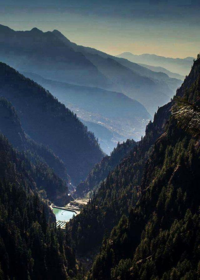 Parvati valley.: