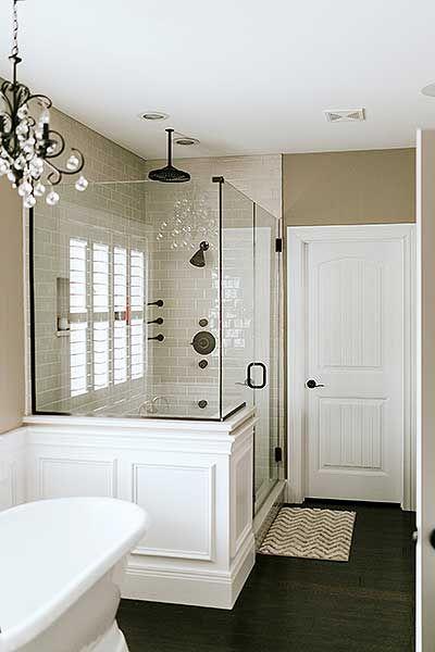 25+ best ideas about Master shower on Pinterest