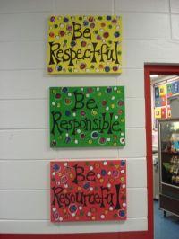 25+ best ideas about School hallway decorations on ...