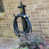 1000+ ideas about Water Hose Holder on Pinterest | Hose ...