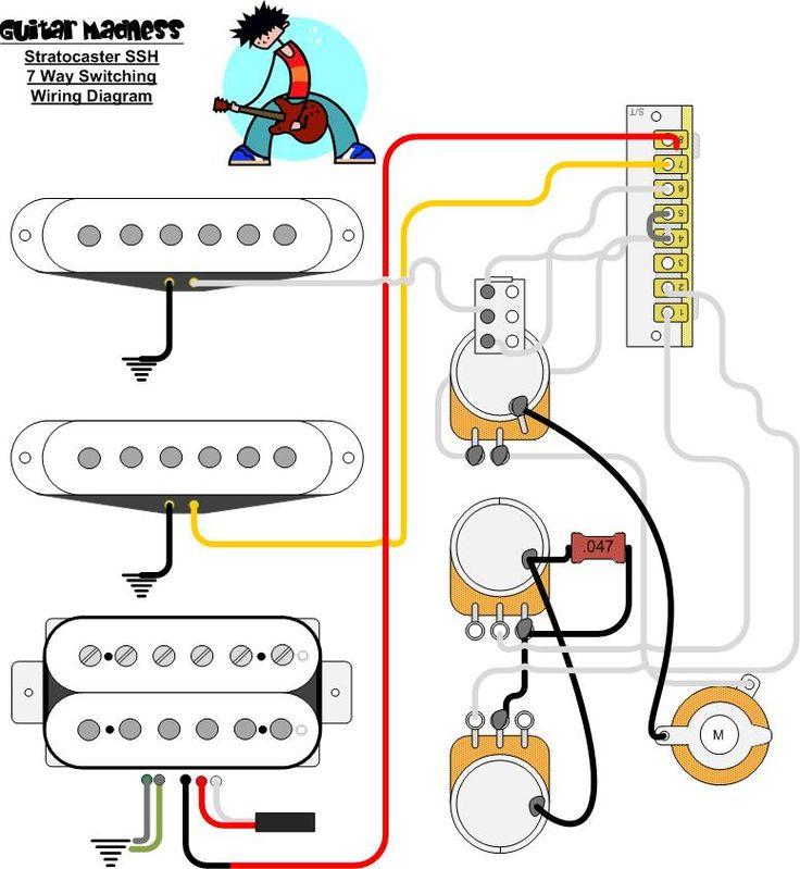 dean pickup wiring diagram
