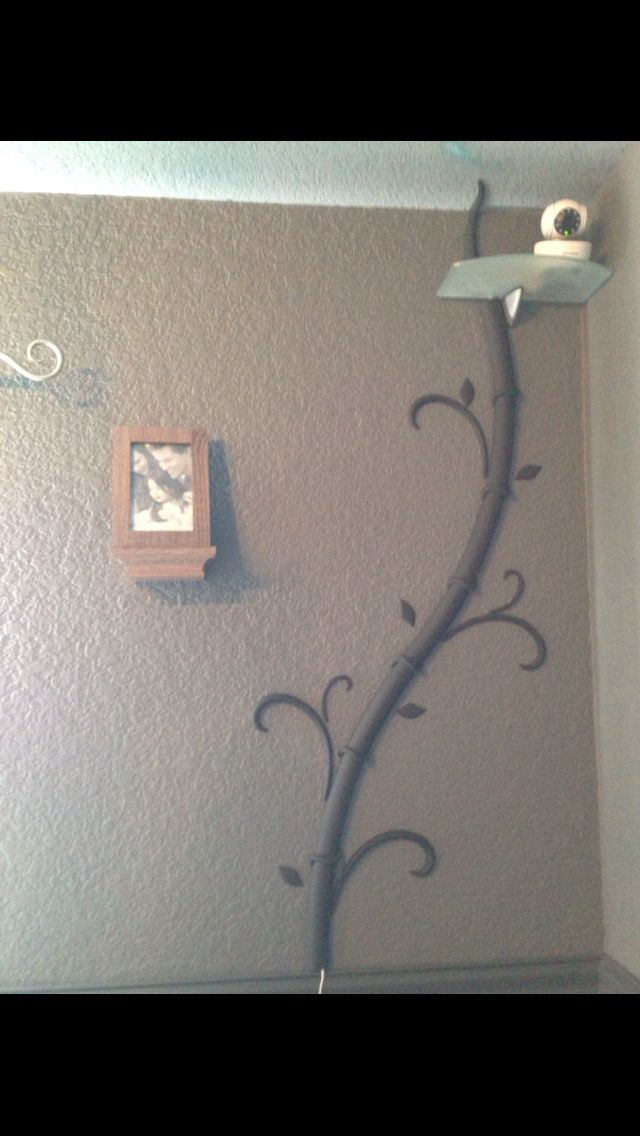 Tv Tree Cord Cover Going To Baby Camera Pinterest Hide