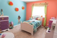 Moana themed girls bedroom | Cailyns room in new house ...