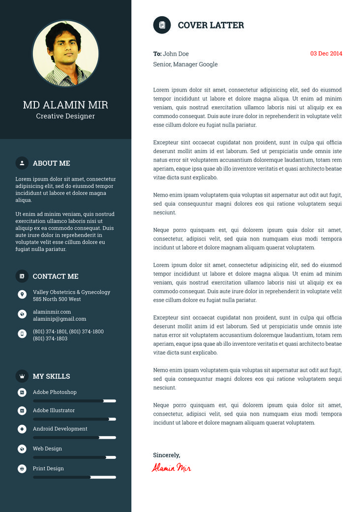 fiverr resume design