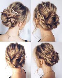 Wedding Hairstyles for Long Hair from Tonyastylist / www