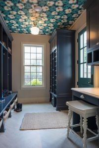 25+ best ideas about Wallpaper Ceiling on Pinterest