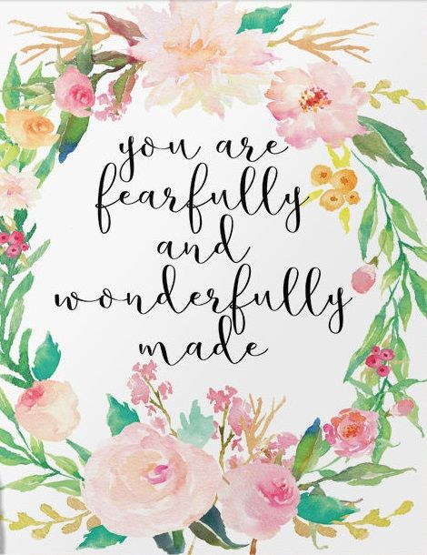 Really Cute Teal Teal Wallpaper You Are Fearfully And Wonderfully Made Inspirational