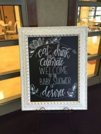 25+ Best Ideas about Baby Shower Signs on Pinterest | Baby ...