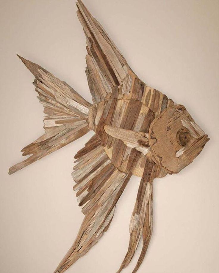 17 Best ideas about Driftwood Art on Pinterest