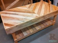 Corner storage bench design, projects wine rack, wood ...