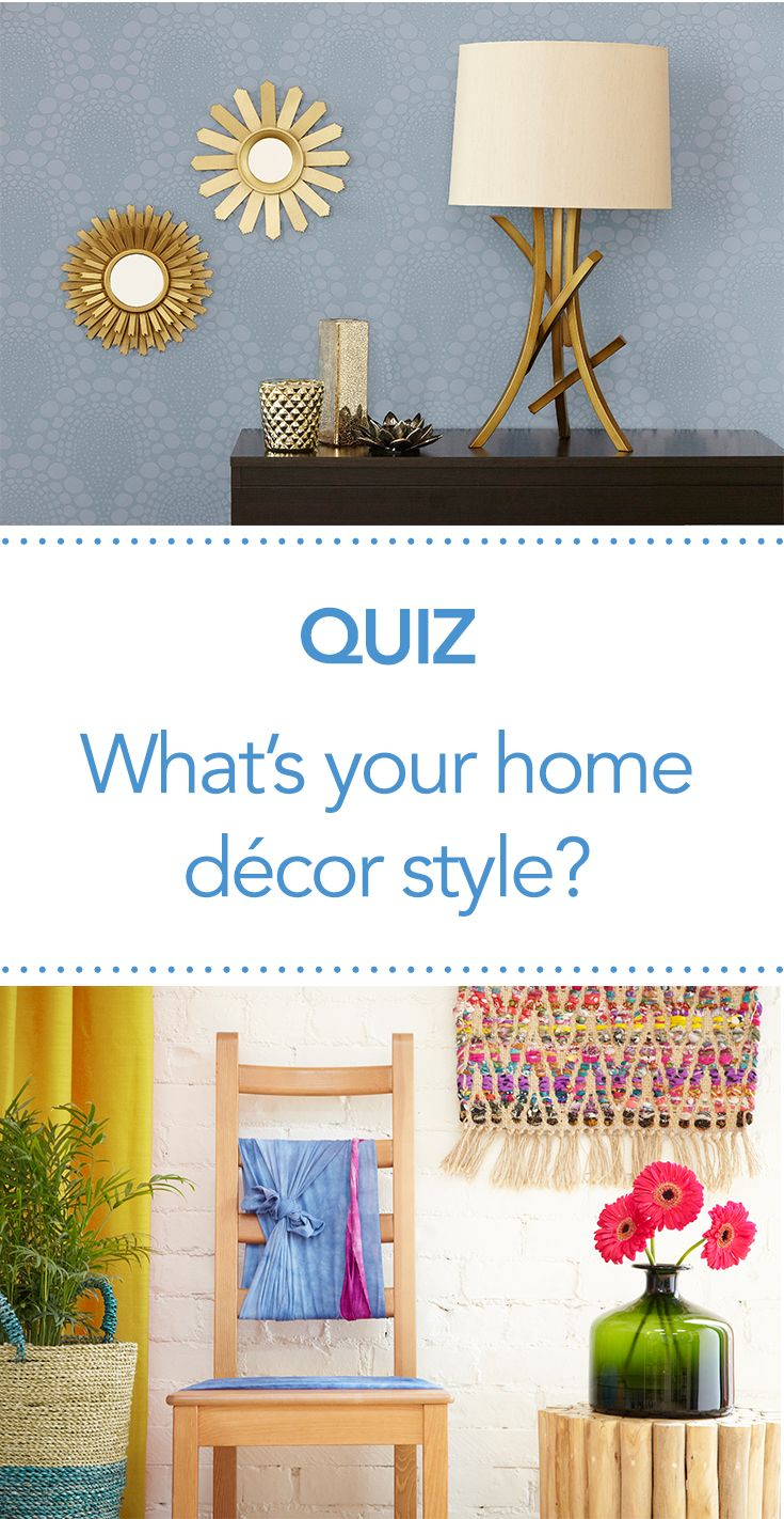 Design Styles For Your Home Quiz
