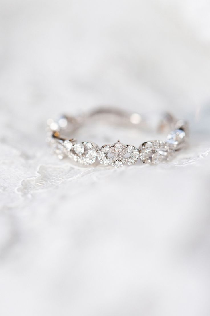 simple wedding bands Put a ring on it Vote for the TODAY Wedding winner now Beautiful Vintage inspired and Engagement