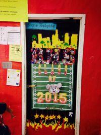 Door Decorating Contest. Spirit Week with Selfies. First ...