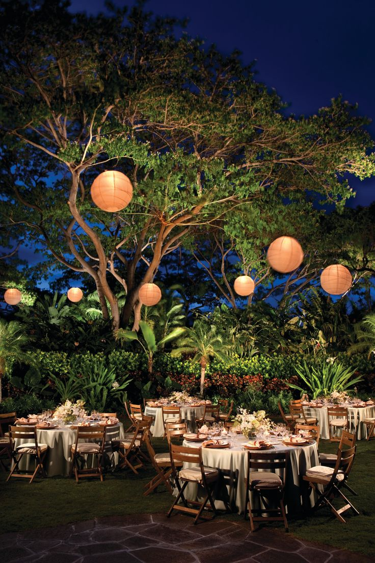 25 best ideas about outdoor evening weddings on pinterest