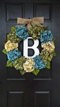 25+ best ideas about Front door letters on Pinterest ...
