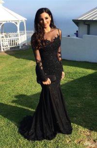 25+ best ideas about Black prom dresses on Pinterest ...