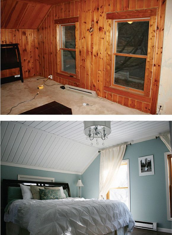 17 Best Ideas About Painted Wall Paneling On Pinterest | Paneling