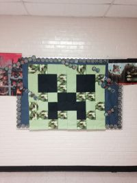 """Minecraft """"Crafting Minds In Fifth Grade"""" 