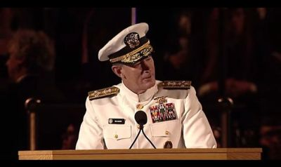 1000+ ideas about William H Mcraven on Pinterest   University Of Texas, Navy Seals and Female ...