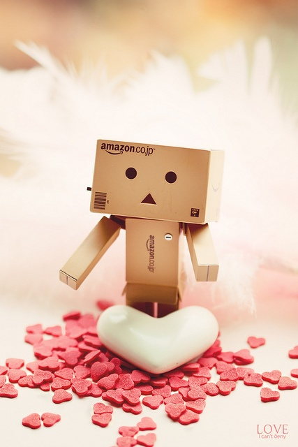 Cute Nutella Wallpapers Cardboard Robot Love Kameron Douglas This Makes Me Think