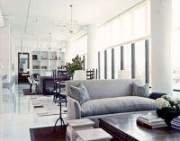 Traditional Style Meets Modern Loft - modern - living room ...