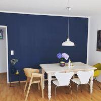 Stiffkey Blue - Farrow & Ball #livingroom #bluewalls # ...