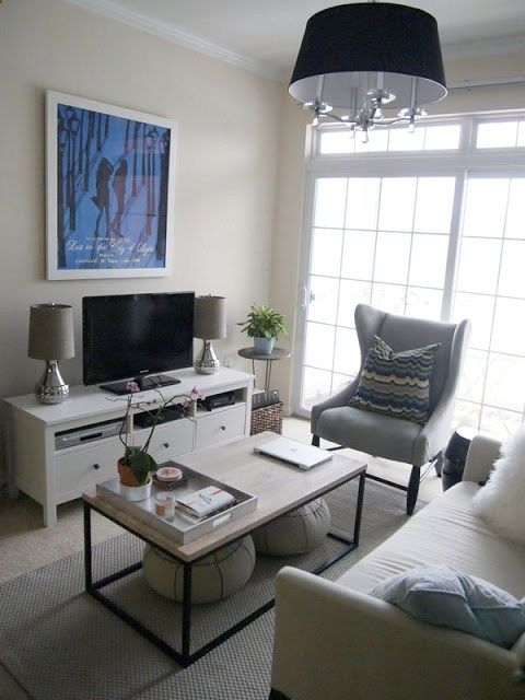 1000+ Ideas About Apartment Living Rooms On Pinterest | Living