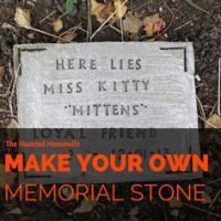 1000+ ideas about Pet Grave Markers on Pinterest | Dog ...