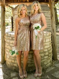 25+ best ideas about Gold bridesmaid dresses on Pinterest