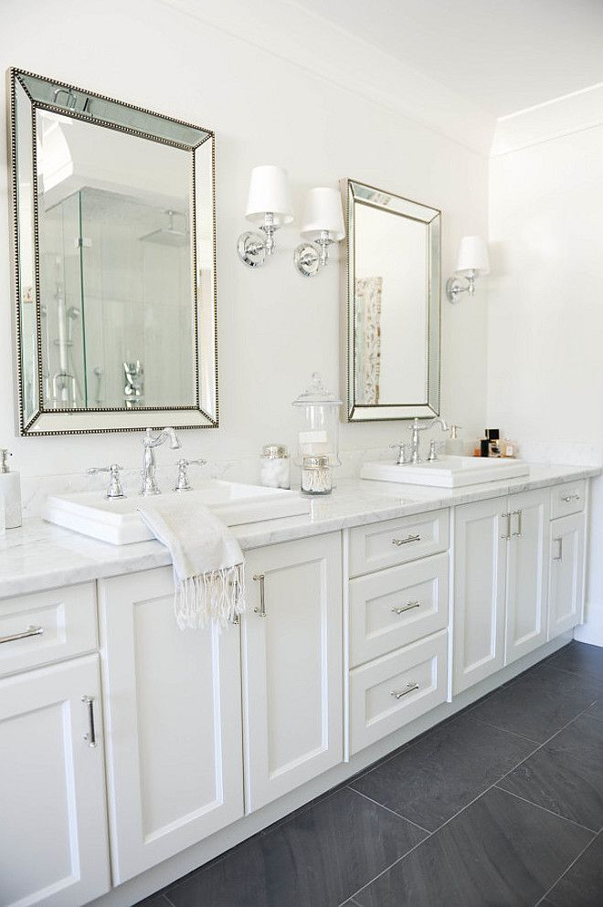 1000+ Ideas About Grey White Bathrooms On Pinterest | Gray And