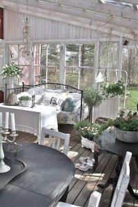 Shabby chic sunroom | Home Decor -- SHABBY CHIC ...
