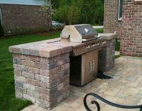 25+ best Outdoor grill area ideas on Pinterest