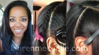 A case for creamy crack... Relaxed hair can be healthy ...