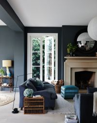 25+ best ideas about Charcoal Walls on Pinterest ...
