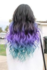 25+ best ideas about Two color hair on Pinterest | Two ...