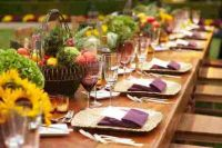 tuscan themed PARTY supplies | Or all on their own ...