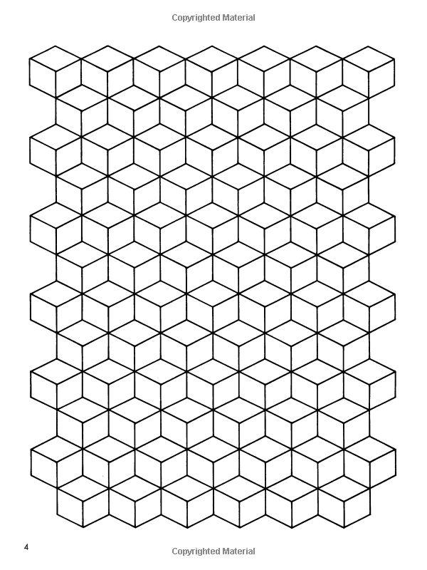 block of diamonds afghan